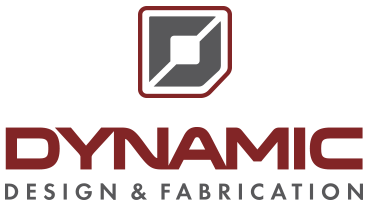 Dynamic Design & Fabrication Footer Logo